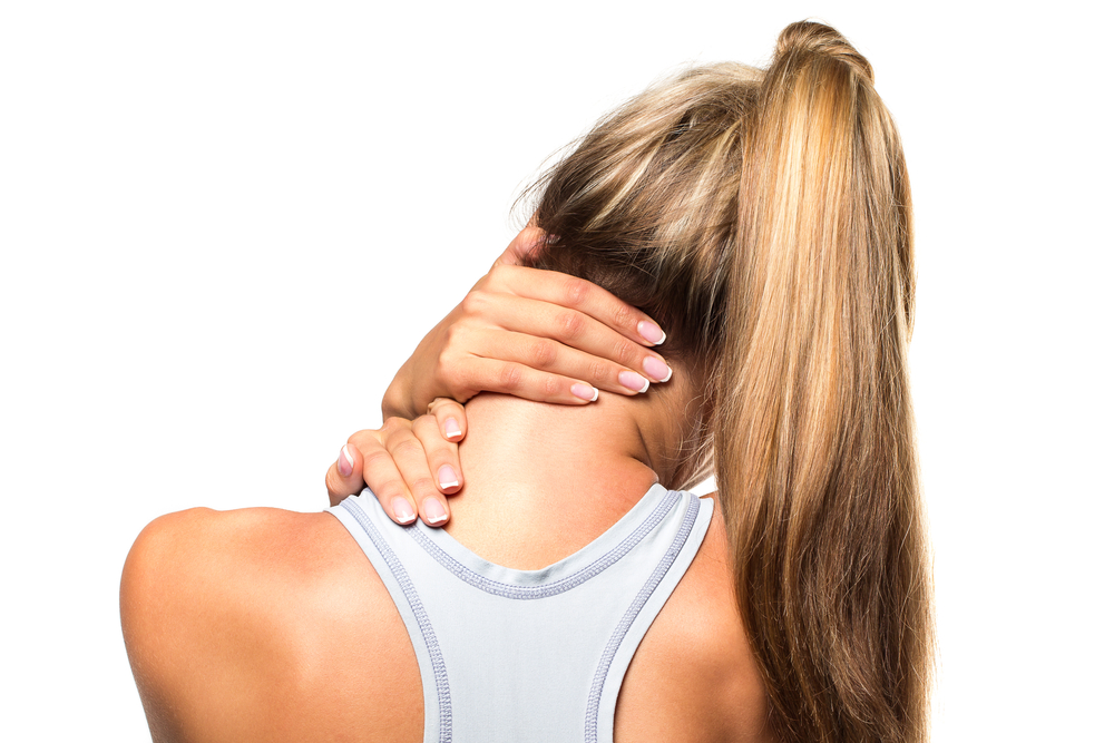 Самомассаж при лечении шейного остеохондроза в домашних условиях