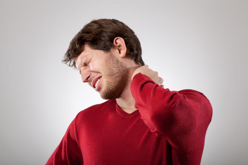 Начальные дистрофические изменения шейного отдела позвоночника