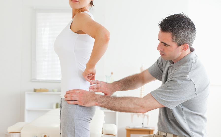 Диагностика дорсальной протрузии