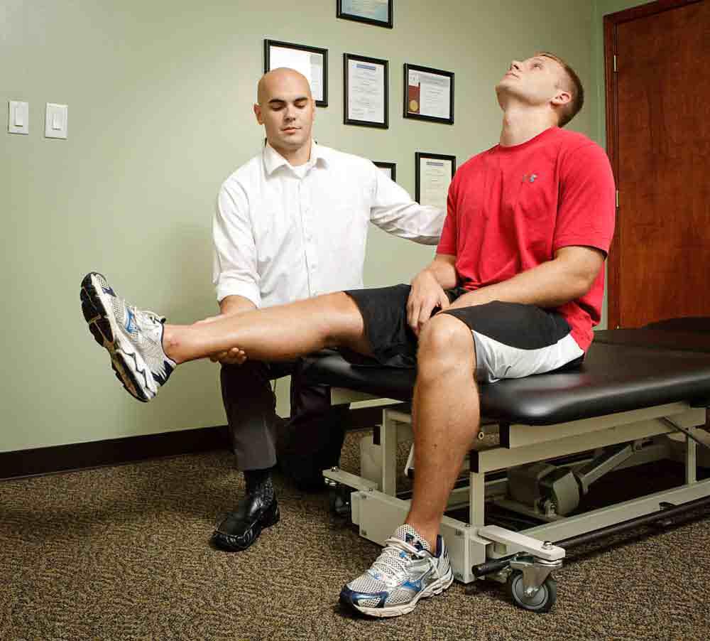 Другие способы терапии защемления седалищного нерва