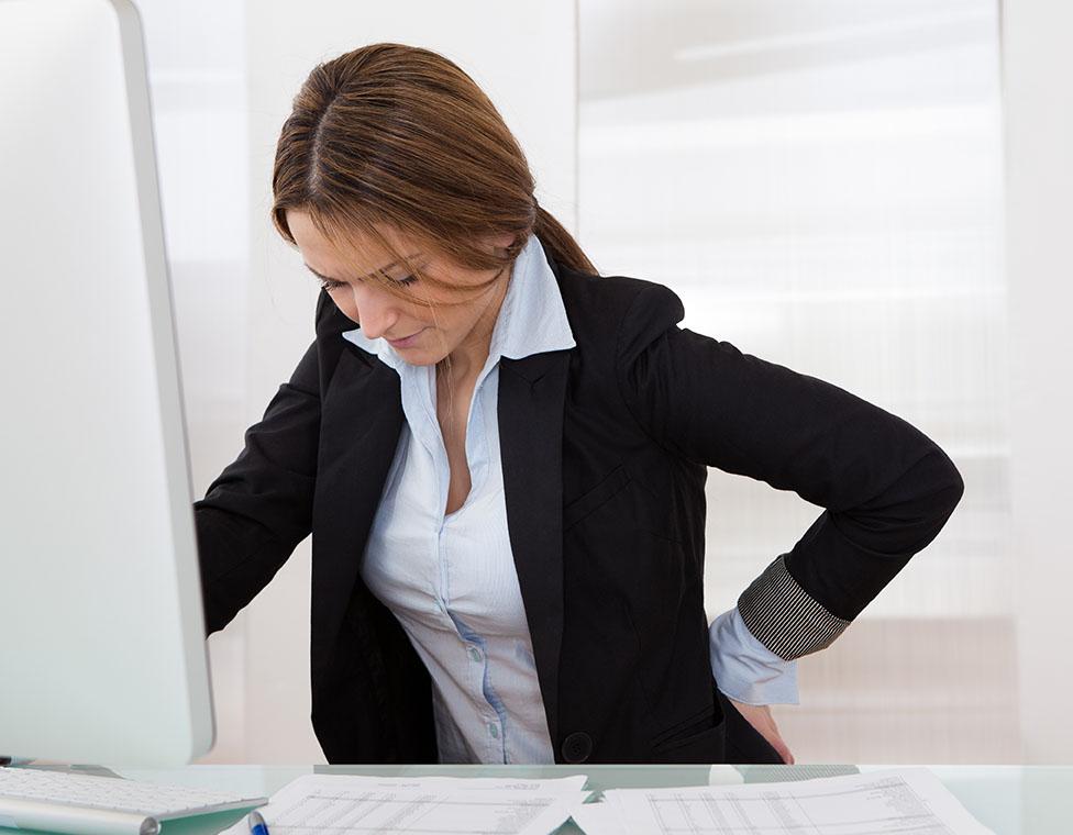 Корешковый синдром при межпозвоночной грыже поясничного отдела