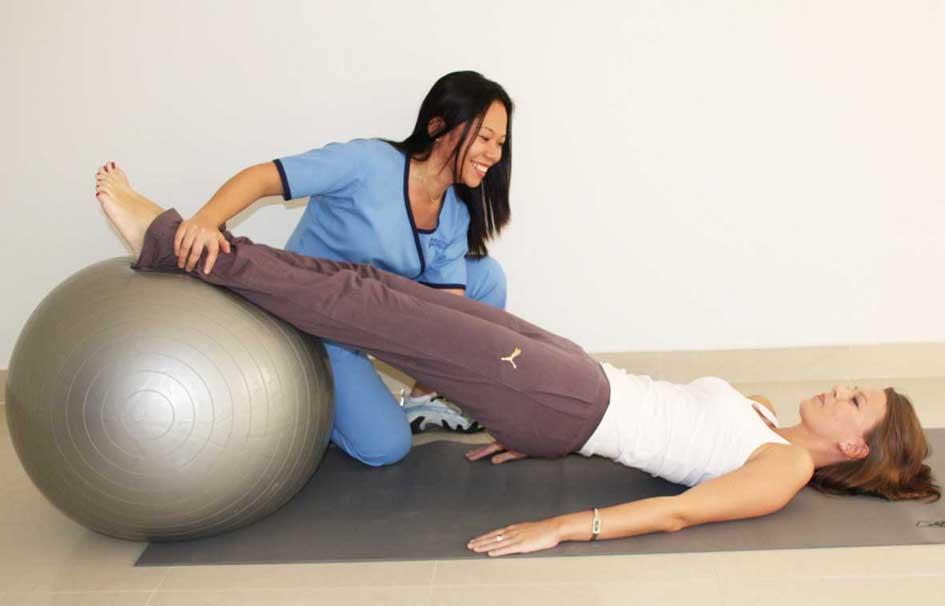 Лечебная физкультура при грыже позвоночника шейного отдела