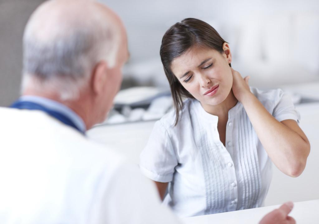 Основные стадии протрузии шейного отдела позвоночника
