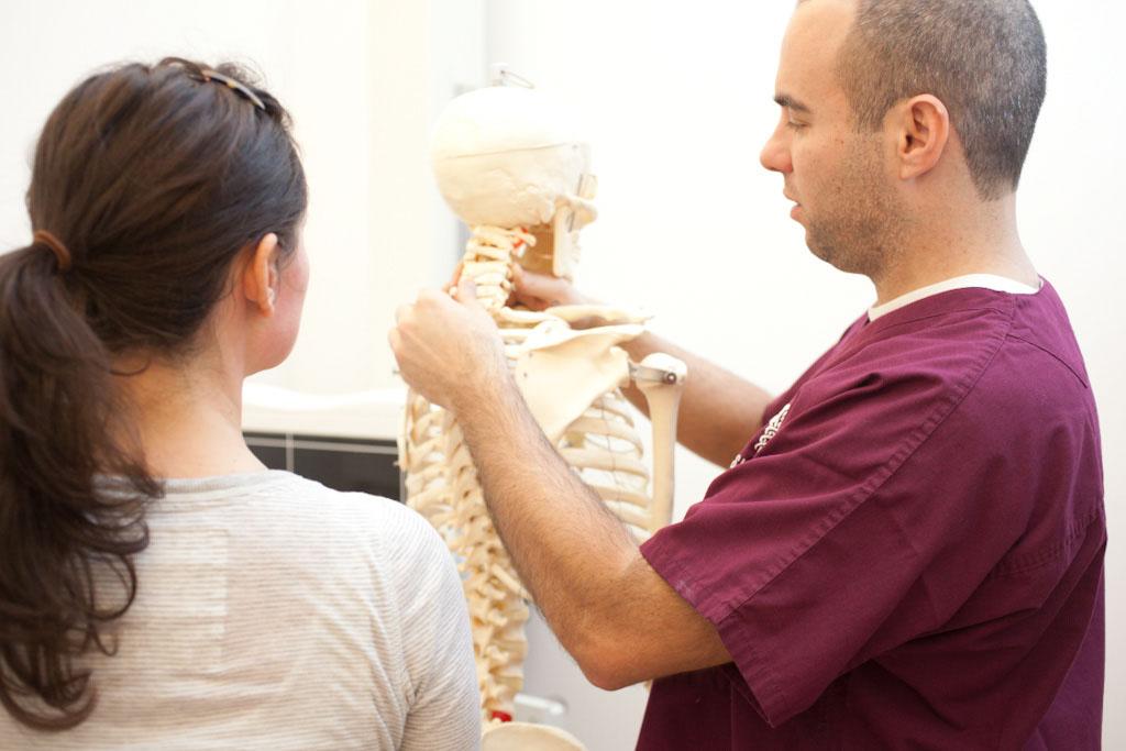 Особенности симптоматики грыжи шеи
