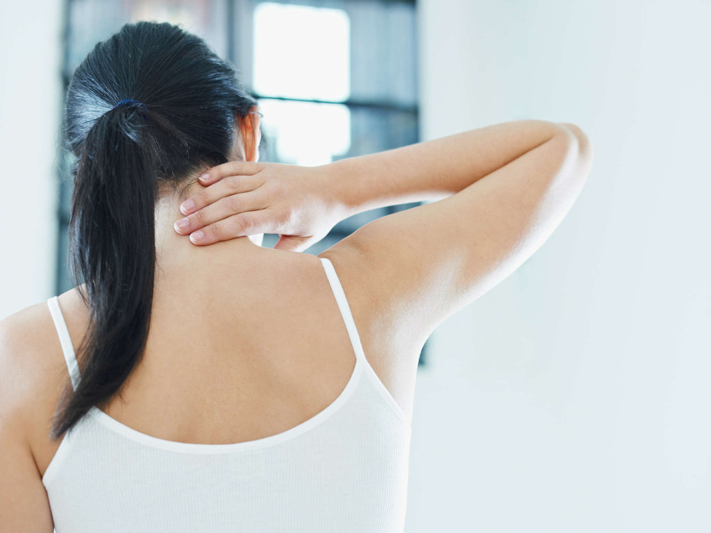 Ранние симптомы протрузии шейного отдела позвоночника