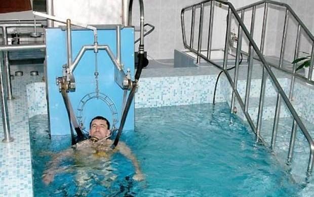 Можно ли делать подводную вытяжку позвоночника при грыже