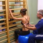 Гимнастика для спины при сколиозе