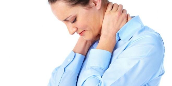 Шейно грудной остеохондроз и ВСД